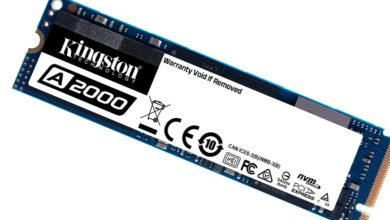 Photo of Kingston Digital представляет A2000: SSD NVMe PCIe нового поколения