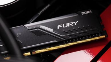 Photo of HyperX расширяет линейку памяти новыми модулями FURY DDR4 RGB