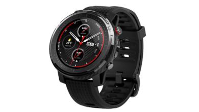 Photo of Компания Huami представляет новые умные часы Amazfit Stratos 3