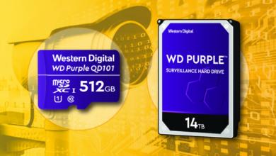 Photo of Western Digital представляет устройства хранения данных, оптимизированные для систем общественной безопасности, искусственного интеллекта и инфраструктуры умного города