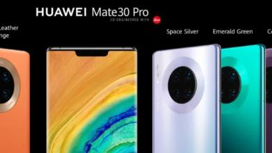 Photo of HUAWEI открывает специальный лимитированный предазказ  на смартфоны Mate 30 Pro и планшеты MediaPad M6