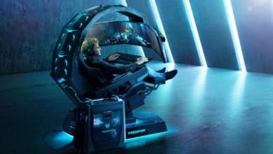 Photo of Acer представила на российском рынке механизированное геймерское кресло Predator Thronos
