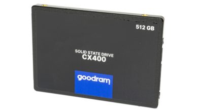 Photo of Обзор SATA SSD накопителя GoodRam CX400 512 Гб