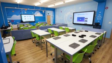 Photo of HP Learning Studio — образовательный класс будущего