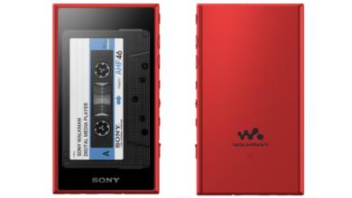 Photo of Новый яркий плеер Walkman NW-A105 появится в продаже в России