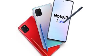 Photo of Samsung Galaxy S10 Lite и Galaxy Note10 Lite поступили в продажу в России