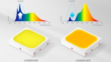 Photo of Первое семейство компонентов для LED светильников от Samsung, созданные с учетом физиологии человека