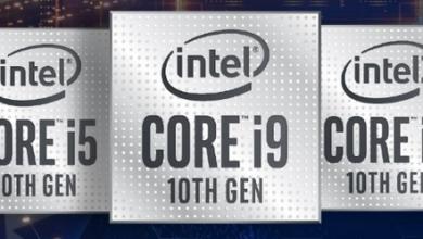 Photo of Intel представляет мобильные высокопроизводительные процессоры Core 10-го поколения