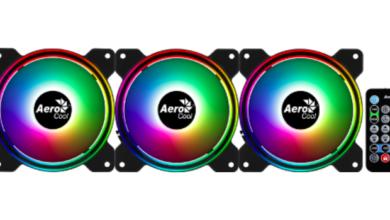 Photo of AeroCool показывают новую линейку вентиляторов Saturn