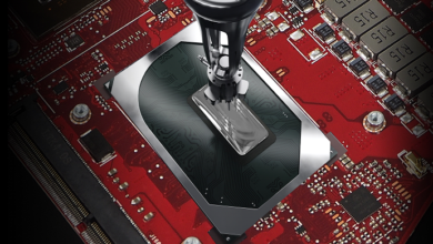 Photo of ASUS Republic of Gamers применяет жидкий металл в термоинтерфейсе игровых ноутбуков 2020 года с процессорами Intel Core