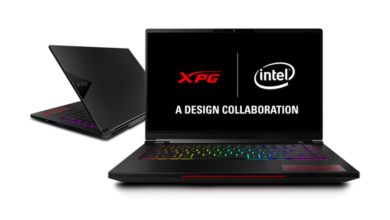 Photo of ADATA XPG представляет игровой 15.6-дюймовый ноутбук XENIA