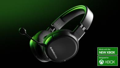 Photo of SteelSeries представляет гарнитуру Arctis 1 Wireless для Xbox