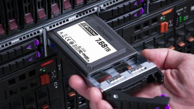 Photo of Kingston Technology начинает поставки SSD-накопителей DC1000M ёмкостью 7,68 ТБ для дата-центров