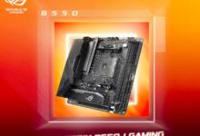 Photo of ASUS пополнила линейку материнских плат B550 новыми моделями ROG Strix B550-A Gaming и TUF Gaming B550-Plus (Wi‑Fi)