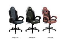 Photo of Новое поколение: облегченные версии геймерских кресел AeroCool Nobility