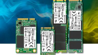 Photo of Transcend представляет твердотельные накопители на основе флеш-памяти 3D NAND