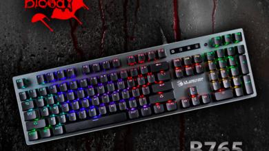 Photo of Новая игровая клавиатура A4 Bloody B765