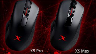 Photo of Новые киберспортивные мыши A4 Bloody X5 Pro и A4 Bloody X5 Max