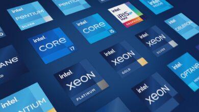 Photo of Intel изменила логотип и привела все продукты к единому дизайну