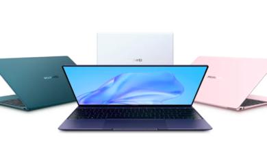 Photo of HUAWEI представляет обновлённый ноутбук HUAWEI MateBook X