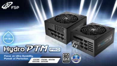 Photo of FSP представила новую серию блоков питания Hydro PTM PRO 80 Plus Platinum